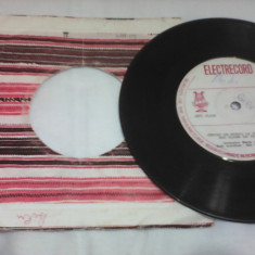 DISC VINIL ACORDEON SILE UNGUREANU FOARTE RAR!!!!EPC 10.216 - Muzica Lautareasca