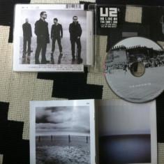 U 2 No Line on the Horizon cd disc muzica pop rock 2009 editie vest foto texte