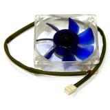 Ventilator Coolink 80mm 12v, 0.07A, Rotatii 1500 rpm, 3 pini  ***GARANTIE***