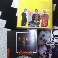 U2 compilatie complete vol 1 dublu disc 2 cd muzica pop rock