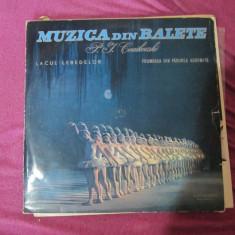 Vinil muzica din balete - Muzica Clasica Altele
