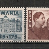 Romania.1945 Fundatia Carol I PR.32 - Timbre Romania, Nestampilat