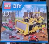 Lego City 60074 original - Buldozer - nou, sigilat