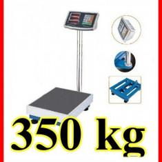 Cantar Electronic PLATFORMA 350 kg Engross Angro - Cantar comercial
