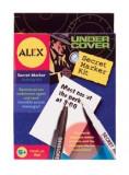 Kit De Spionaj Pentru Mesaje Secrete Alex Toys, Alex Toys