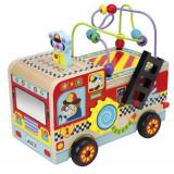 Masina De Pompieri Cu Activitati - Masinuta electrica copii