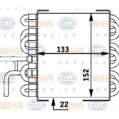 Racitor combustibil MERCEDES-BENZ C CLASS W203 PRODUCATOR HELLA 8MK 376 717-411