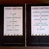 Gerhart Hauptmann - Teatru {2 volume} - Carte Teatru