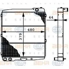 Radiator, racire motor AUDI COUPE 81 85 PRODUCATOR HELLA 8MK 376 715-031