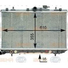 Radiator, racire motor HYUNDAI EXCEL I X 3 PRODUCATOR HELLA 8MK 376 762-051