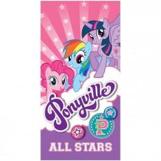 Prosop Little Pony 70X140 - Prosop baie copii
