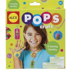Creaza 5 Accesorii Delicioase Alex Toys