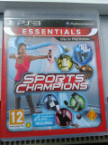 vand joc ps3 pt  move ,playstation 3, SPORT CHAMPIONS