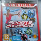 Vand joc ps3 pt move, playstation 3, SPORT CHAMPIONS - Jocuri PS3 Activision, Sporturi, 12+, Multiplayer