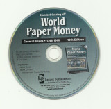 World Paper Money General Issues 1368-1960 - ed.12 - DVD Original