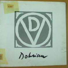 Vasile Dobrian pictura tehnica mixta catalog expozitie Bucuresti 1978, Alta editura