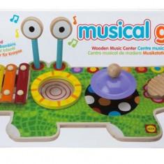 Studio Muzical Crocodil Alex Toys - Jocuri arta si creatie