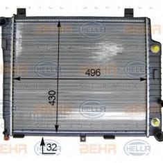 Radiator, racire motor MERCEDES-BENZ C CLASS W202 PRODUCATOR HELLA 8MK 376 714-631