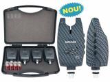 Set 4 avertizoare TLI029 + valigeta transport  Baracuda, Swingere