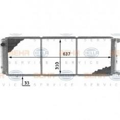 Radiator, racire motor PEUGEOT 305 Mk II 581M PRODUCATOR HELLA 8MK 376 707-011