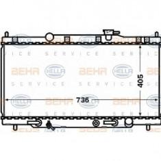 Radiator, racire motor HONDA CR V Mk II RD PRODUCATOR HELLA 8MK 376 768-321