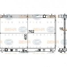 Radiator, racire motor TOYOTA CAMRY MCV3 ACV3 XV3 PRODUCATOR HELLA 8MK 376 724-601