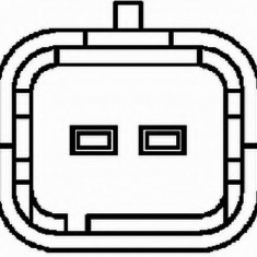 Senzor impulsuri, arbore cotit PEUGEOT 308 4A 4C PRODUCATOR HELLA 6PU 009 163-431