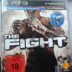 Vand joc ps3 pt move, playstation 3, THE FIGHT - Jocuri PS3 Activision, Sporturi, 18+, Multiplayer