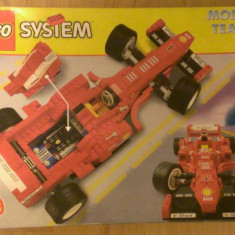 Lego Original 2556 - Formula 1 Ferrari (1998) - Nou - LEGO Legends of Chima