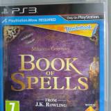 Vand joc ps3 pt move, playstation 3, BOOK OF SPELLS - Jocuri PS3 Activision, Actiune, 3+, Multiplayer