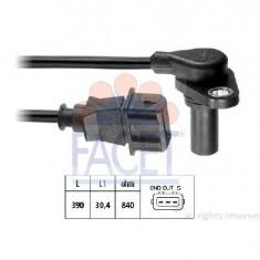 Senzor turatie, cutie de viteza automata AUDI A3 8L1 PRODUCATOR FACET 9.0204