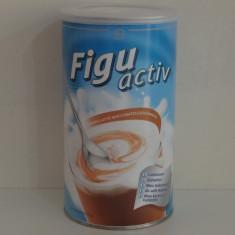 Shake Figuactiv bautură instant dietetică cu gust de latte macchiato 450 g - Supliment nutritiv