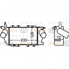 Intercooler, compresor OPEL VECTRA B 36 PRODUCATOR HELLA 8ML 376 776-411