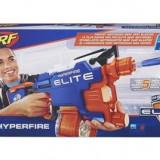 Pusca Nerf N-Strike Elite Hyper Fire Blaster - Pistol de jucarie Hasbro