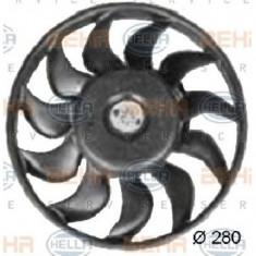 Ventilator, radiator AUDI A6 4F2 C6 PRODUCATOR HELLA 8EW 351 034-791