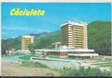 bnk cp Caciulata - Hotelurile Caciulata si Cozia - necirculata