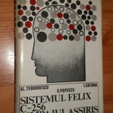 SISTEMUL FELIX C 256 - LIMBAJUL ASSIRIS - COLECTIV DE AUTORI
