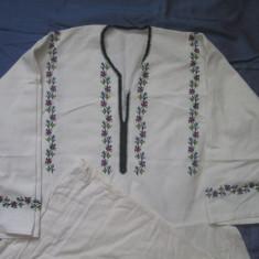 IE, camasa de costum popular, autentica, Bucovina