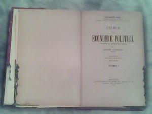 Curs de economie politica I-II-Charles Gide