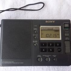 Radio Sony ICF-SW30 , FUNCTIONEAZA .SI ESTE IN STARE FOARTE BUNA .