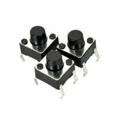 Buton 6x6x6 - Comutator