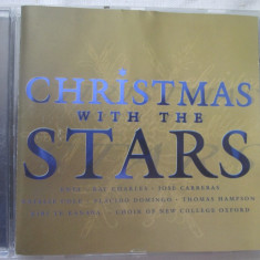 Various - Christmas With The Stars _ cd, compilatie, Franta craciun - Muzica Sarbatori