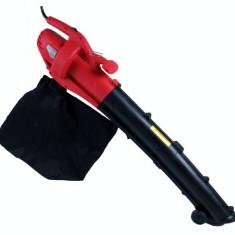 075503-Aspirator cu tocator si suflanta pentru frunze 2500 W Raider Power Tools - Aspirator/Tocator frunze