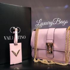Genti Valentino B-RockStud Collection * LuxuryBags * 2 * - Geanta Dama Valentino, Culoare: Din imagine, Marime: Masura unica, Geanta de umar, Piele