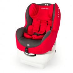 Scaun auto cu Isofix 0-18 kg Coccolle Mira Fix rosu - Scaun auto copii Coccolle, 0-1 (0-18 kg), Opus directiei de mers
