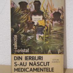 DIN IERBURI S-AU NASCUT MEDICAMENTELE -EMANOIL GRIGORESCU - Carte tratamente naturiste
