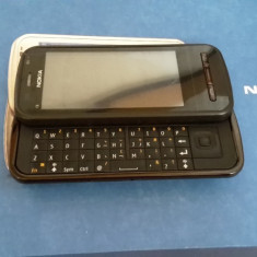 TELEFON NOKIA C6-01, Negru, <1GB, Neblocat, Single core, Nu se aplica