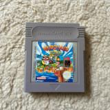 Joc Super Mario Land 3 Wario Land Nintendo Game Boy(limba engleza, testat) - Jocuri Game Boy, Actiune