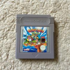 Joc Super Mario Land 3 Wario Land Nintendo Game Boy(limba engleza, testat) - Jocuri Game Boy