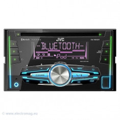 RADIO CD PLAYER 2DIN 4X50W KW-920BT JVC - DVD Player auto